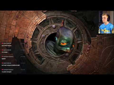 Прохождение Oddworld New 'n' Tasty! #1   Запись Стрима 18.02.17