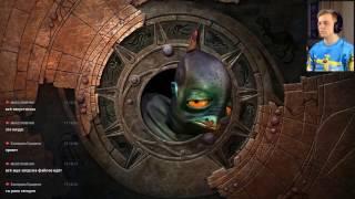 Прохождение Oddworld New 'n' Tasty! #1 | Запись Стрима 18.02.17