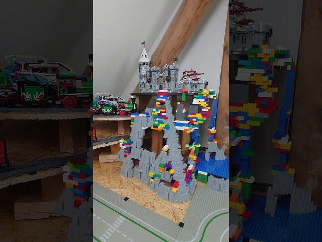 Lego Stadt bauen Update 11.1 - #Shorts - Mini Update