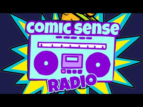 Comic Sense Radio Ep 2: Fast Cars, D&D and THE Predator!