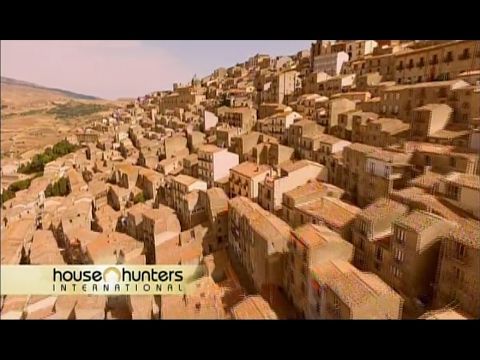 James Higginson buys a house in Sicily-- HHI episode-- One E
