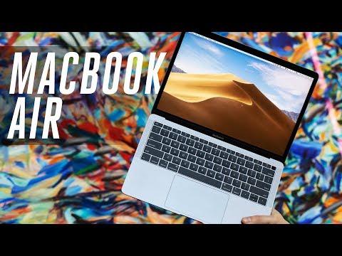 Apple MacBook Air 2018 review: premium economy