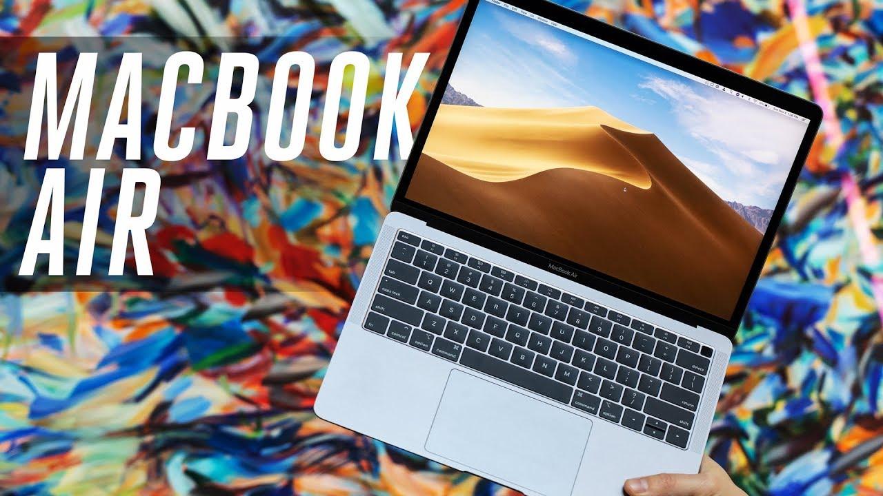 Membeli Apple MacBook Air perlu memperhatikan RAM dan penyimpanannya. Foto: Youtube