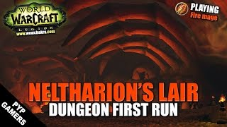 neltharions lair alpha dungeon run world of warcraft legion