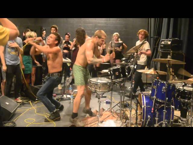 Hank Wood and the Hammerheads - Live 9/14/2015 Guilford College, Greensboro NC