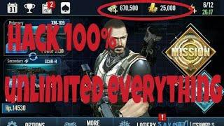How to hack elite killer : SWAT (no root) 100%