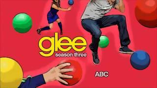 ABC-Glee (Lyrics)[full]