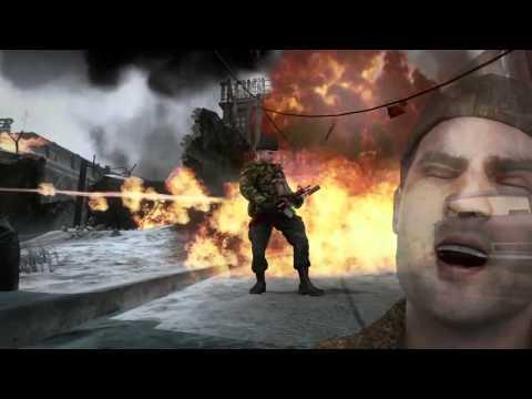 Call of Duty Black Ops Berlin Wall Scorpions Wind Of Change Trailer Official HD