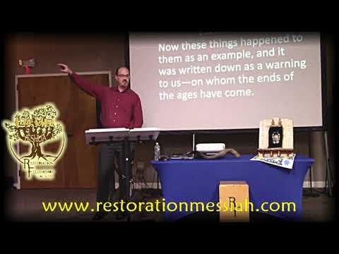Rebelling Against Rest - Hebrews 3-4