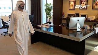 (VTC14)_Vua Dubai vi hành, sa thải 9 quan chức vì đi muộn