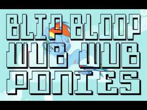 """ΛUTOMATIC JΛCK - """"Blip Bloop Wub Wub Ponies (SWAG)"""" (500 Sub Pony Extravaganza!!)"""