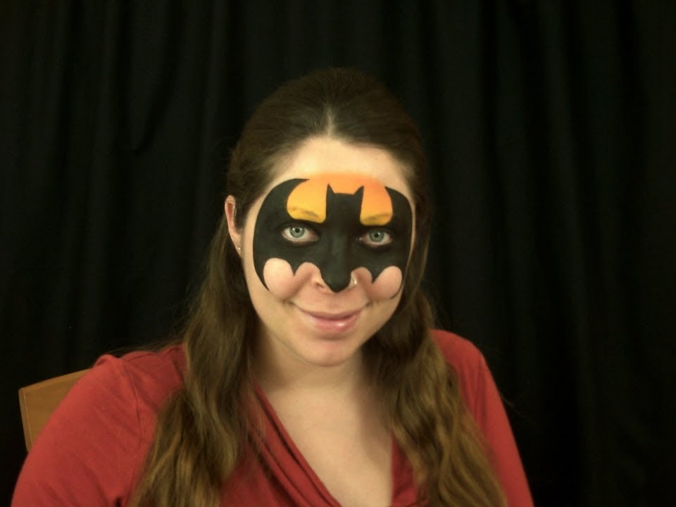 Maquillage de fantaisie , Batman Fr.