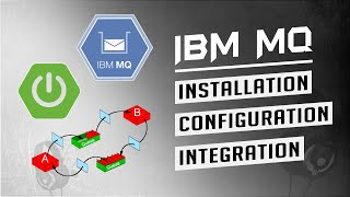 Download IBM MQ Explorer (version 9)   How to install, configure and integrate with JAVA Spring Boot