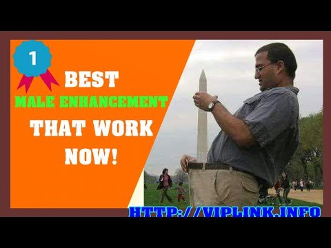 The Best Natural Male Enhancement That Works [Defeat All Pill Method]