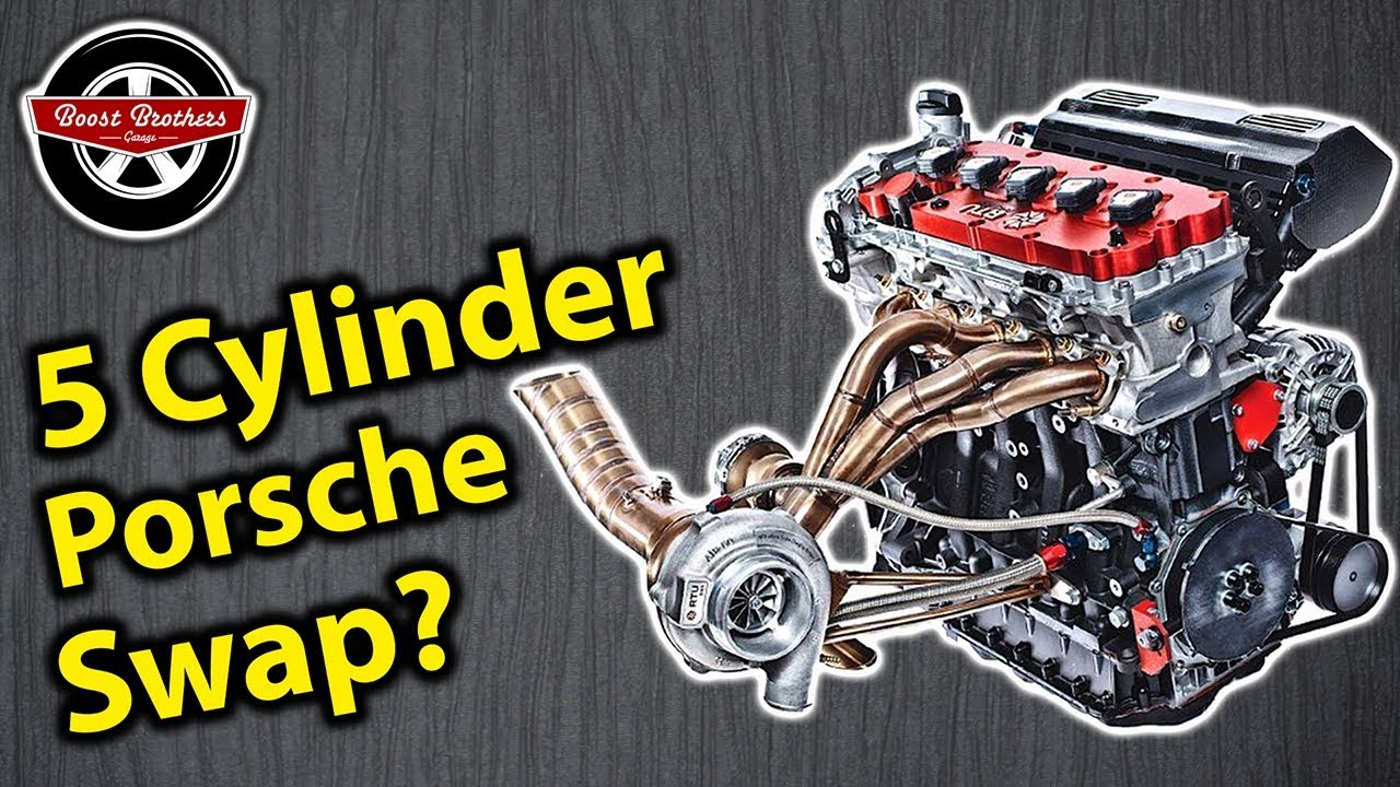 Porsche 07k Swap Introduction 5 Cylinder 944 Turbo Youtube