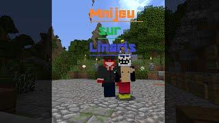 [Minecraft]Minijeu sur Linaris avec lepyromane