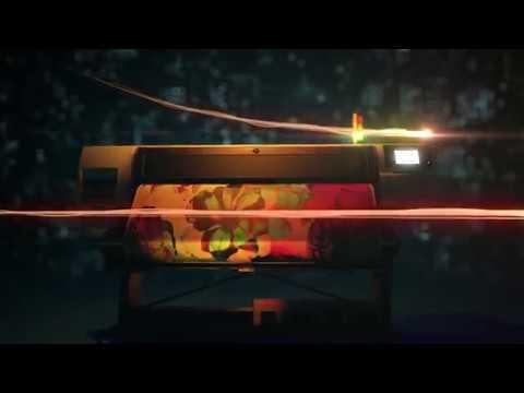 HP Stitch Dye-Sublimation Printer: Technology Teaser