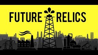 Future Relics AR app intro