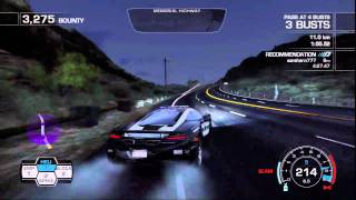Need For Speed Hot Pursuit Memorial Valley Dust Storm Hot Pursuit Distinction