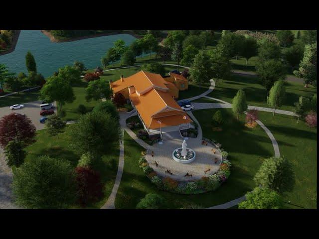 Mô Hình Chùa Ngàn Phật