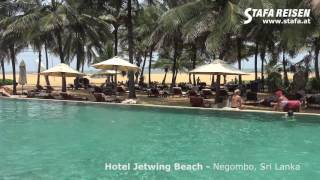 Gambar cover STAFA REISEN Hotelvideo: Hotel Jetwing Beach, Negombo, Sri Lanka in 4K