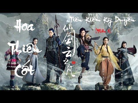 Radio Hoa Thiên Cốt - Tiên Kiếm Kỳ Duyên - Phần 8