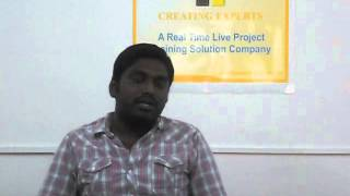 Selenium Real Training in Chennai  Real Feedback from Karthik - To Creating Experts