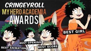 THE CRINGEYROLL MY HERO ACADEMIA AWARDS - Crunchyroll Anime Awards 2017 in a Nutshell thumbnail