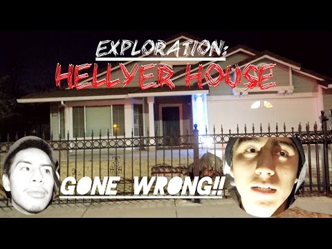 HELLyer Haunted House GONE WRONG!! GHOST KNOWS. (Exploration: FAIL)