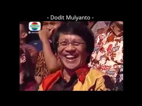 best stand up comedy dodit mulyanto lucu abis