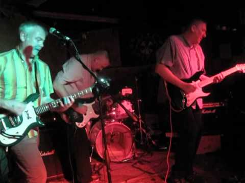 The Wolfhounds - Divide And Fall (Live @ The Windmill, Brixton, London, 30/03/14)