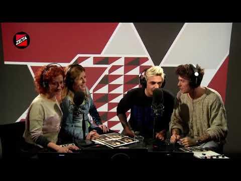 Benji & Fede a Radio Zeta