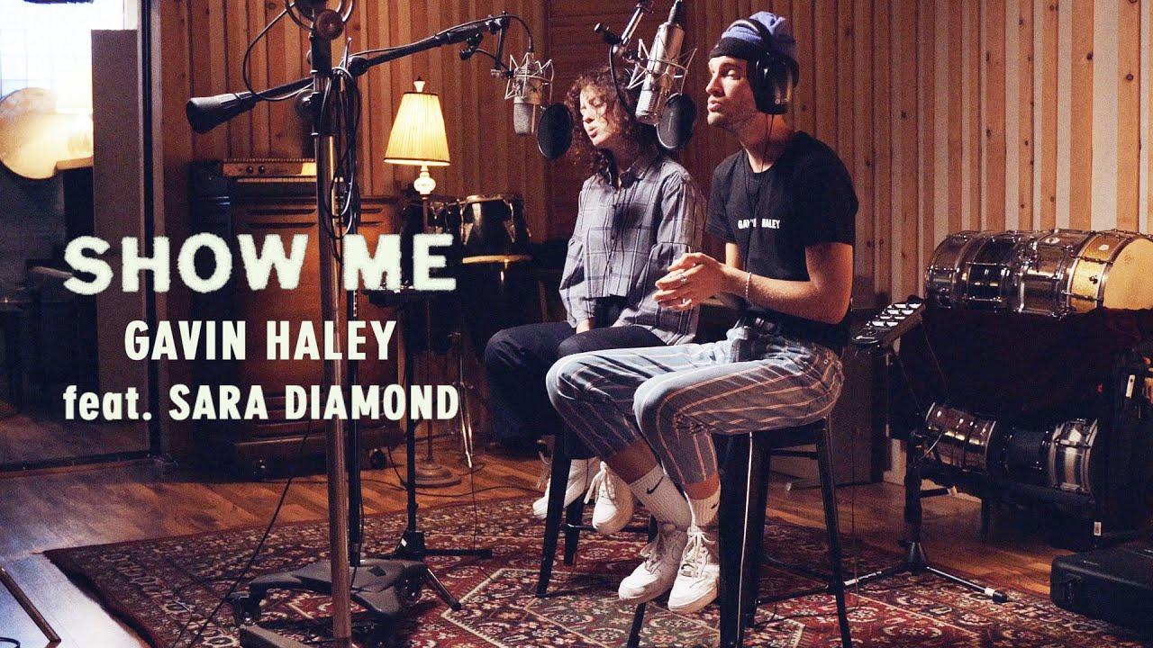 Gavin Haley feat. Sara Diamond - Show Me (Acoustic Duet)