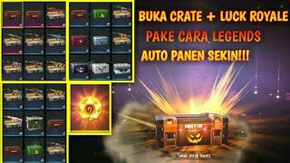 Download lagu BUKA BUKA LOOT CRATE & SPIN LUCKY ROYALE - FREE FIRE