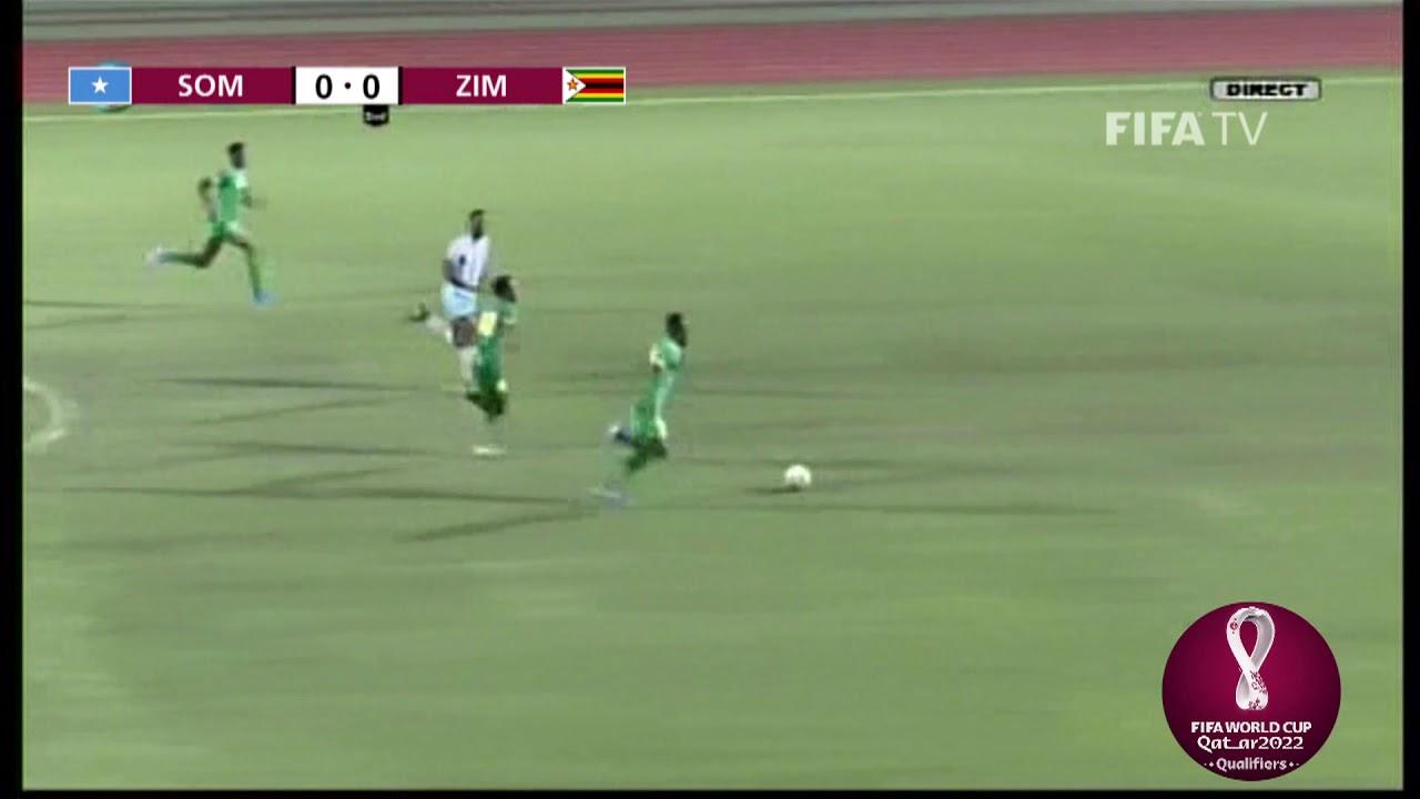 Somalia V Zimbabwe Fifa World Cup Qatar 2022 Qualifier