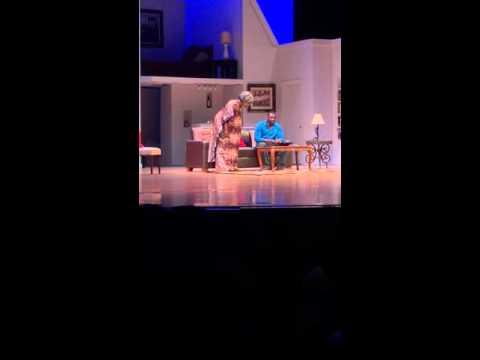 2016 Leandria Johnson performing -