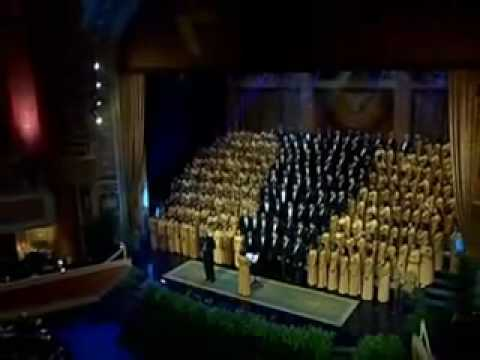 Brooklyn Tabernacle Choir with Donnie McClurkin - The Song Of Moses