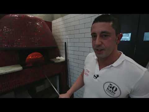 義大利Forno Napoletano  那不勒斯披薩窯爐.專業.烤爐.披薩窯爐柴燒瓦斯兩用窯