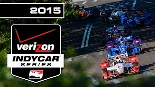 2015 IndyCar Series: R8 Detroit Grand Prix Race 2