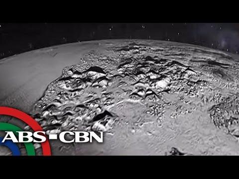 Marc Logan reports: Pluto seen up close