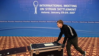 Astana  Russian led Syria peace talks likely to highlight divisions