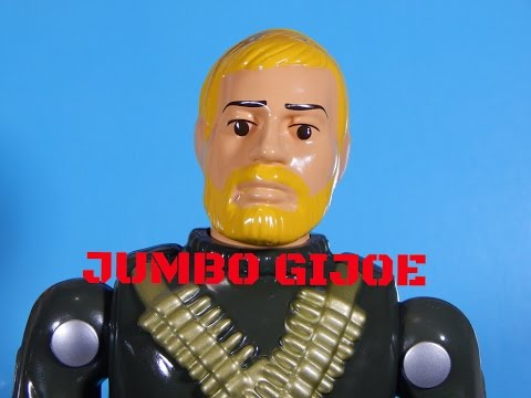 Gentle Giant GIJOE 1:6 Jumbo Rock N Roll Review