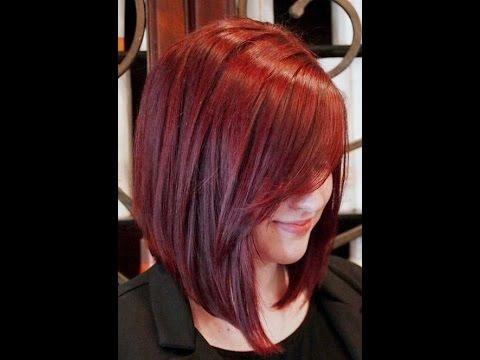 Colores de pelo rojos y cobrizos tonos de moda 2016 youtube - Colores de moda ...