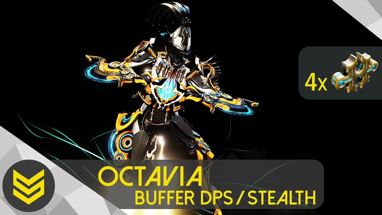 warframe how to make a song for octavia