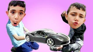 Car Racing RC -  Zack And Zakri Fun Play time for Kids - New Toys outDoor - لعب للاطفال سيارات