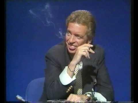 Morton Downey Junior on Saturday Night Clive, part 2