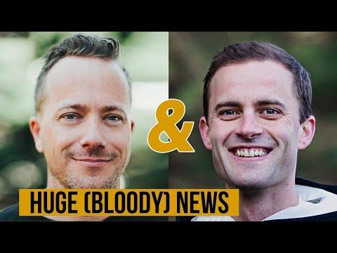 HUGE NEWS w/ Fr. Gregory Pine