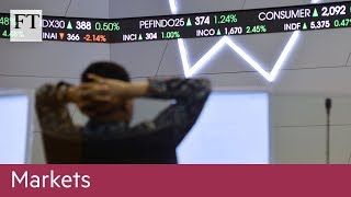 Asian markets look healthier than other developing economies