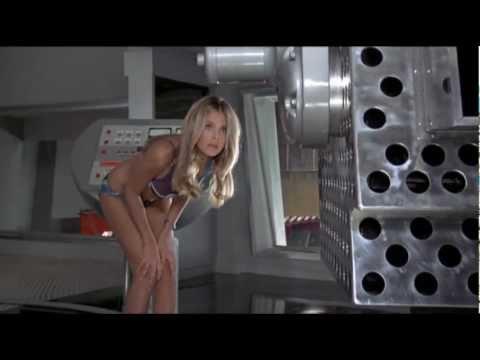 Britt Ekland's Memorable Bond Girl