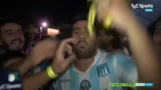 Lo mejor de Racing - Independiente en Paso a Paso